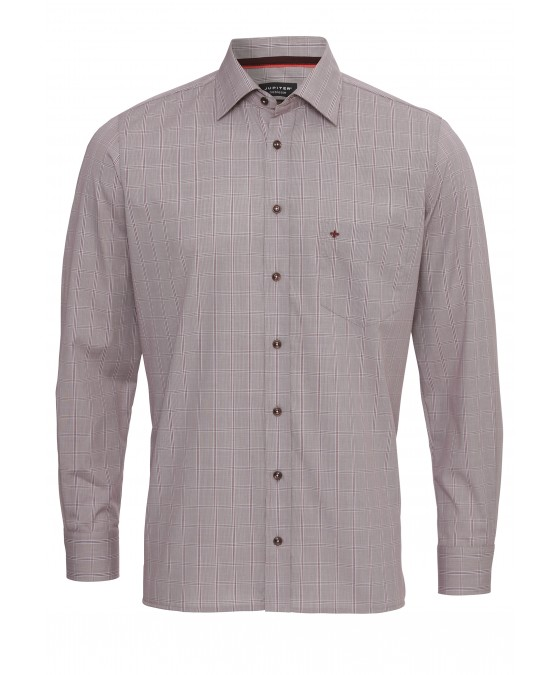 Modernes Herrenhemd 2537-21121-357 front
