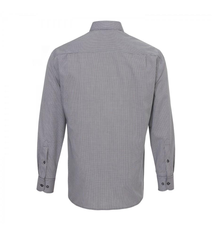 Kariertes Langarmhemd Modern Fit 2541-11221-050 02