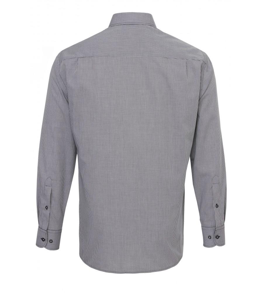 Kariertes Langarmhemd Modern Fit 2541-11221-050 back