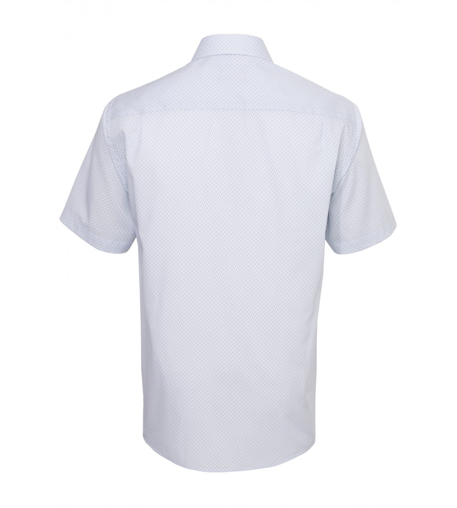 Modisches Print-Hemd ohne Brusttasche 2582-12121-174 back