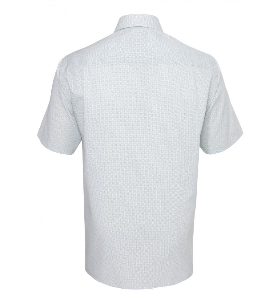 Modisches Print-Hemd ohne Brusttasche 2582-12121-474 back