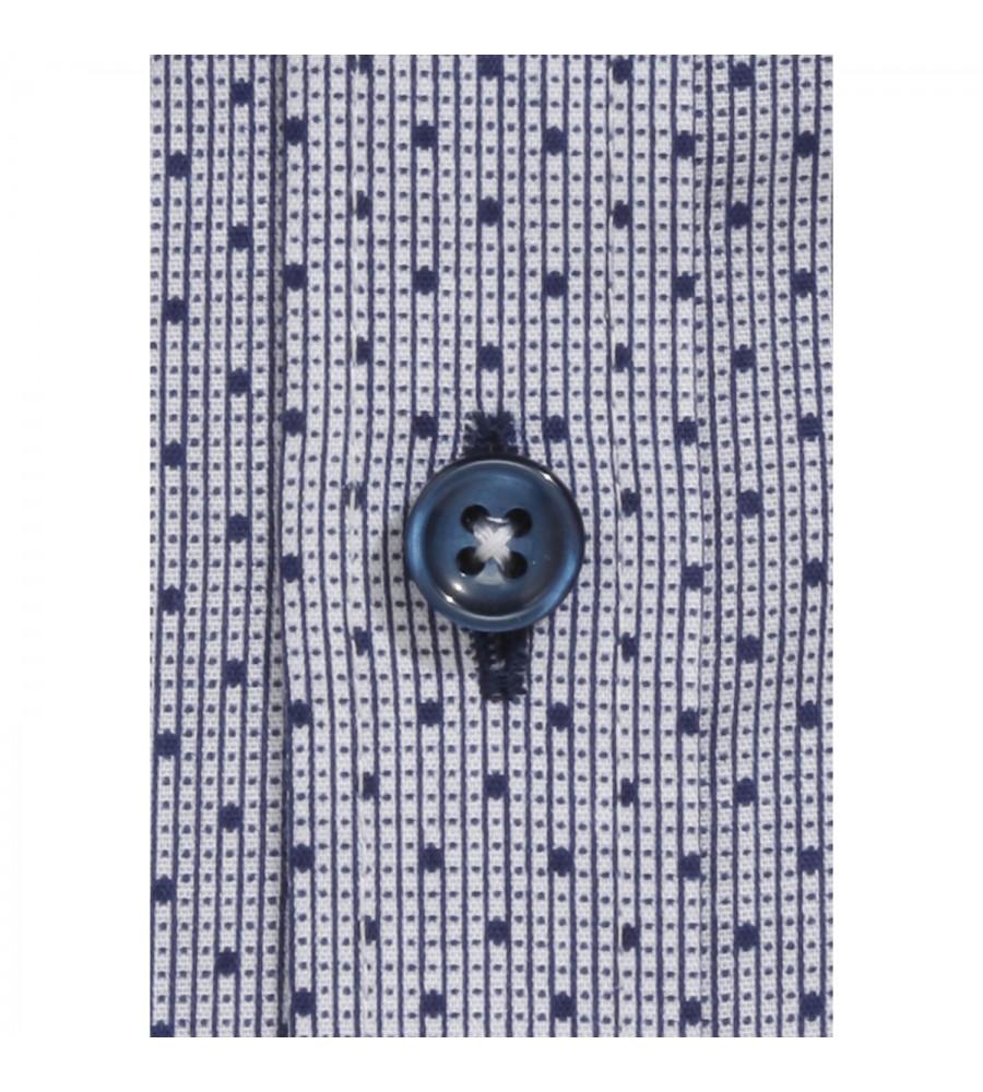 Modisches Print-Hemd ohne Brusttasche 2587-21120-175 04