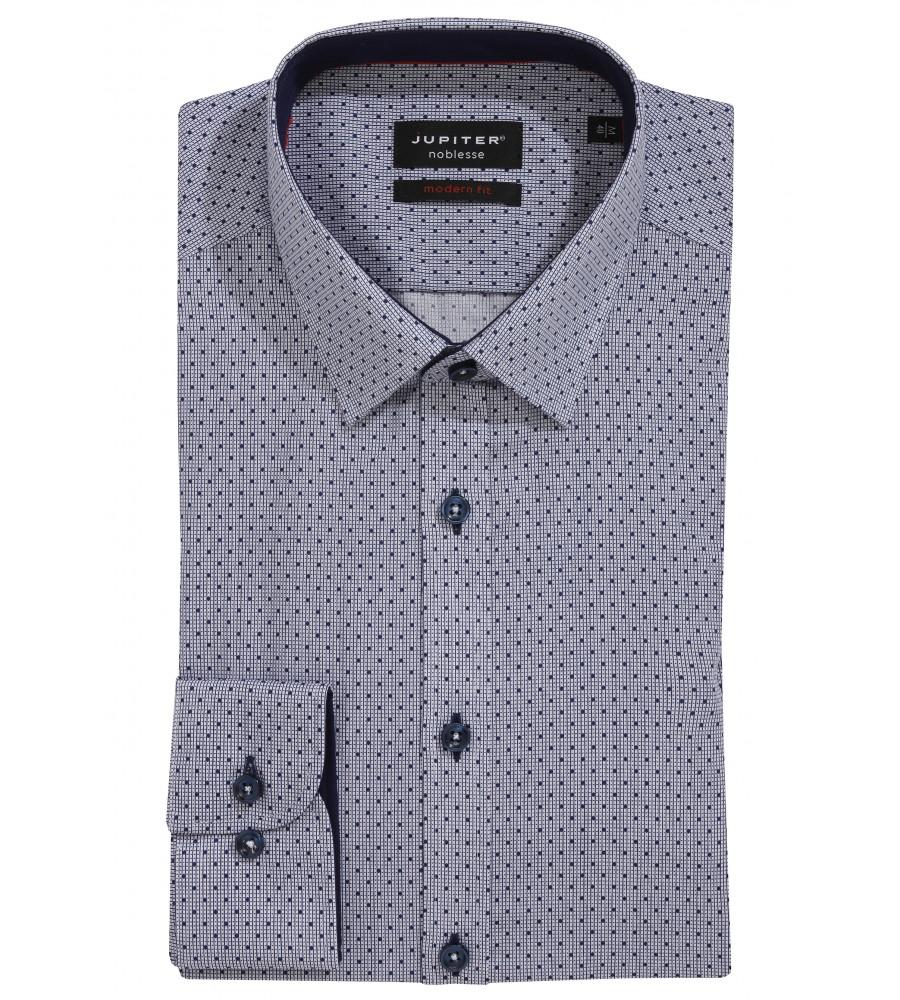 Modisches Print-Hemd ohne Brusttasche 2587-21120-175 detail1