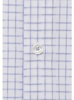 Bügelfreies Baumwollhemd