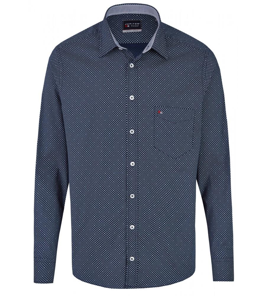Langarmhemd mit modischem Druck JC80009-51121-178 front