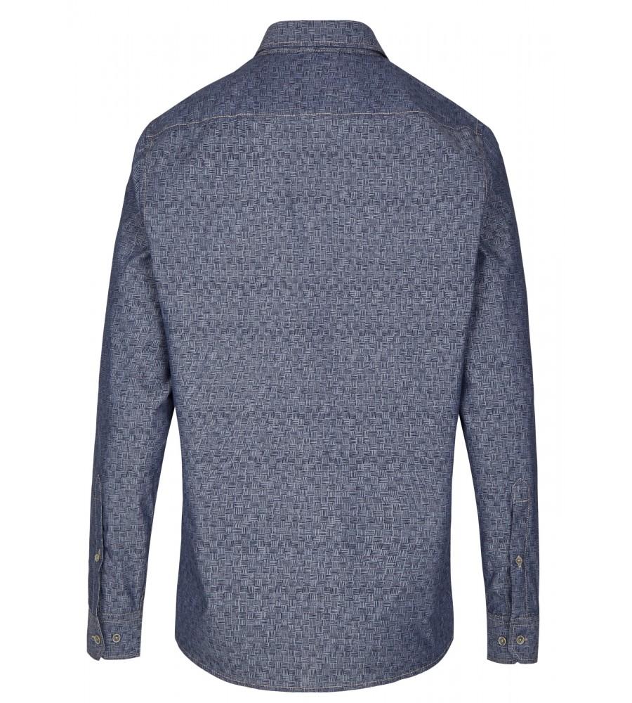 Langarmhemd mit modischem Druck JC80018-51121-176 back