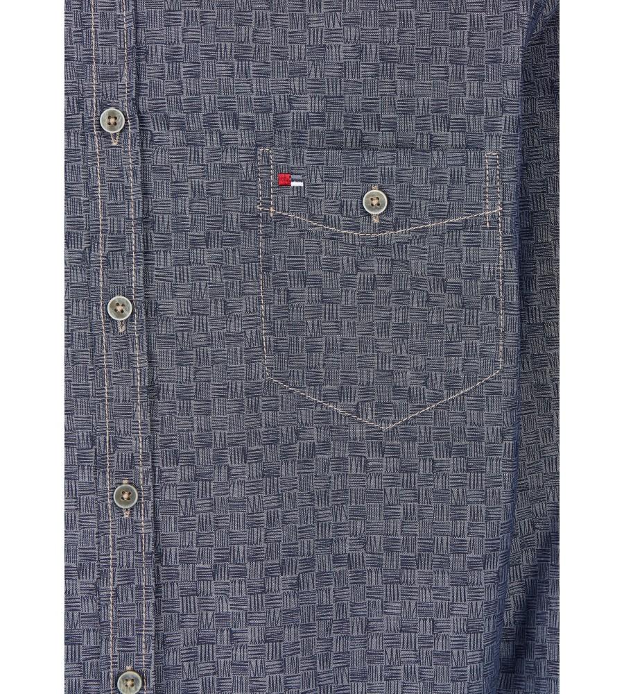 Langarmhemd mit modischem Druck JC80018-51121-176 detail2