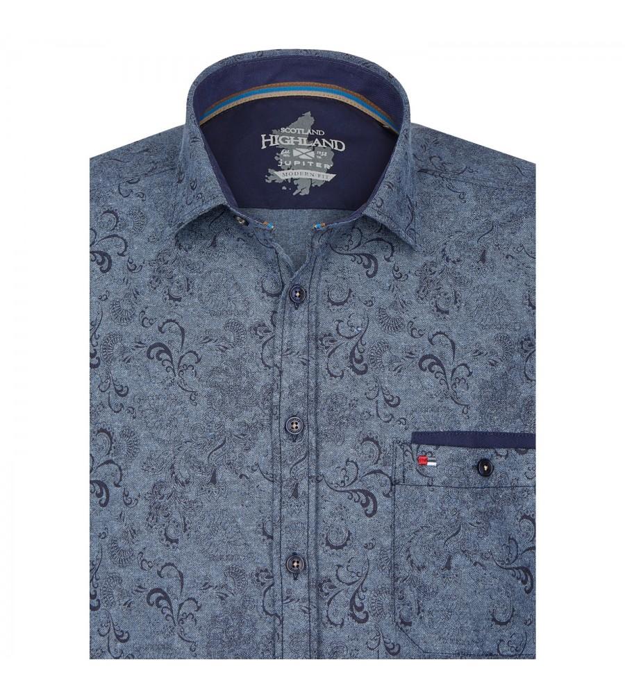 Langarmhemd mit modischem Druck JC80026-41121-177 03