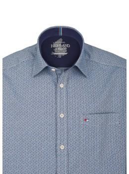 Modernes Langarmhemd