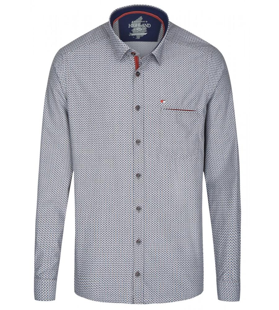 Langarmhemd mit modischem Druck JC80049-41121-676 front