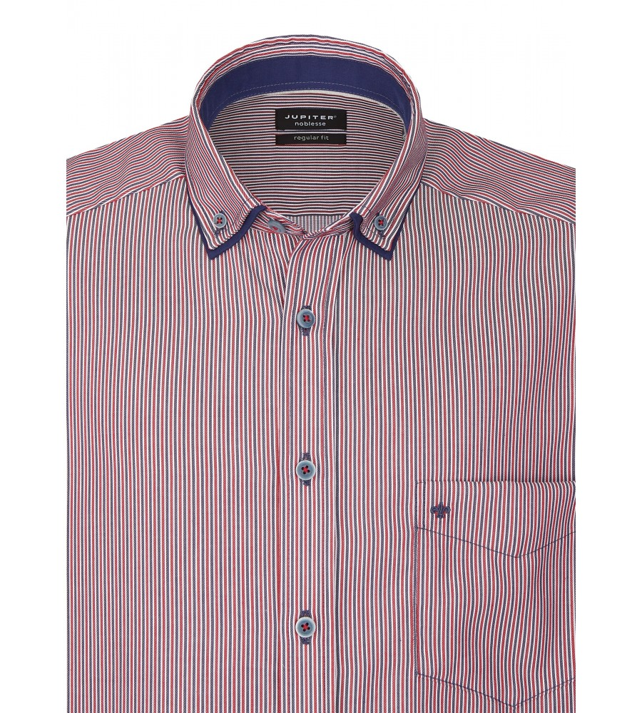 Langarmhemd mit modischen Streifen JC80511-11221-366 detail1