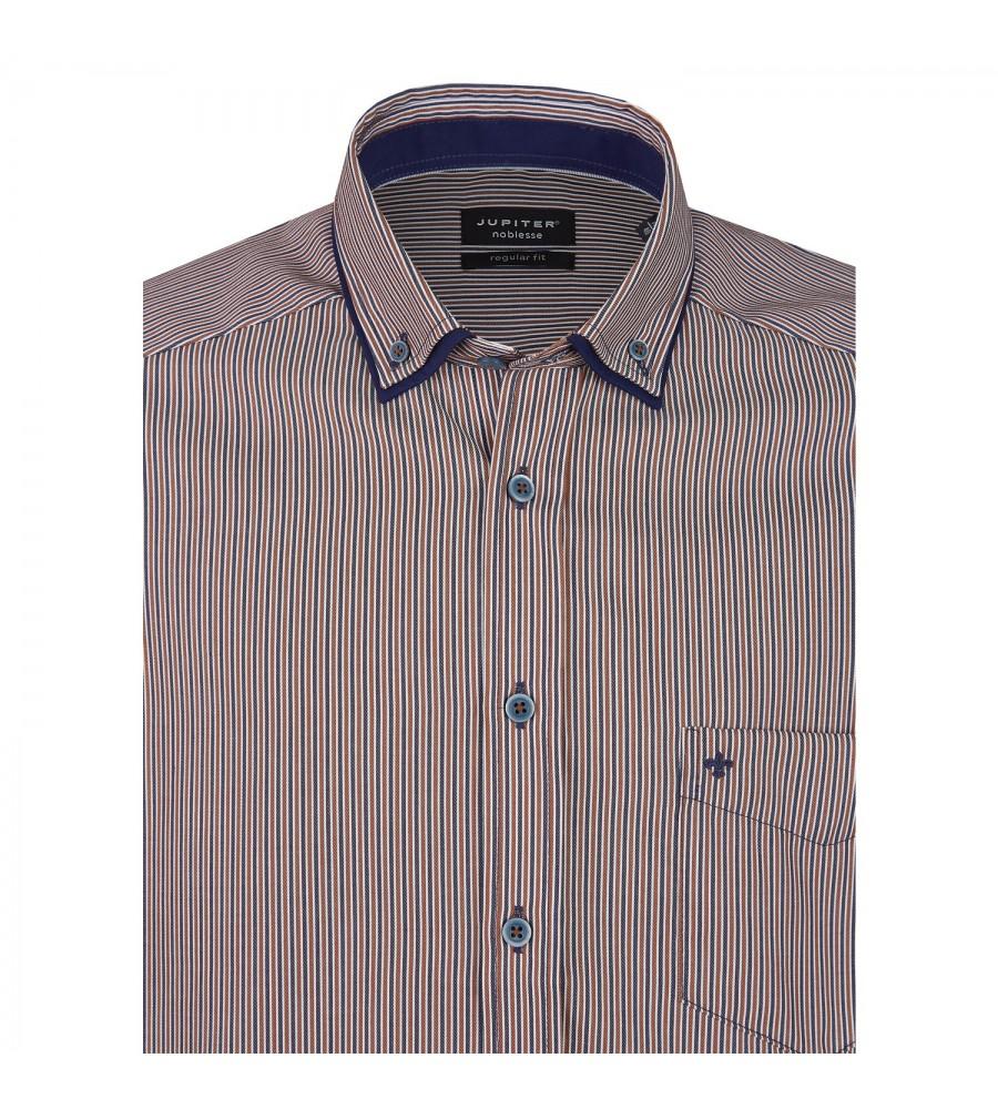 Langarmhemd mit modischen Streifen JC80511-11221-569 03