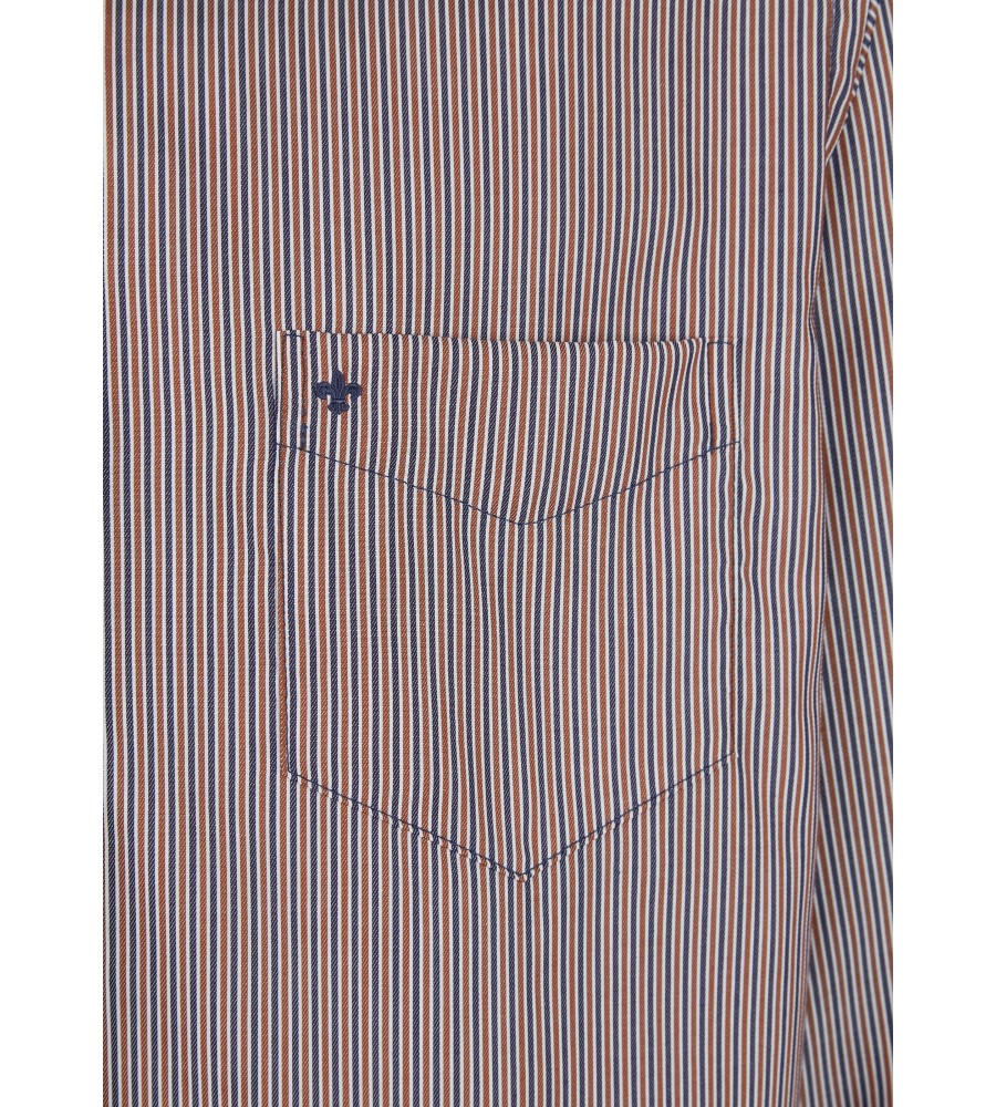 Langarmhemd mit modischen Streifen JC80511-11221-569 detail2