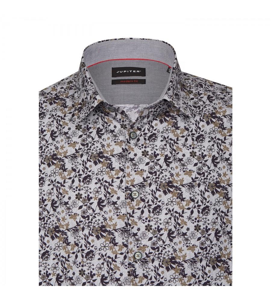 Modernes Freizeithemd Langarm JC80712-21100-477 03