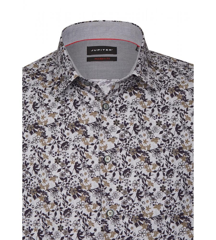 Modernes Freizeithemd Langarm JC80712-21100-477 detail1
