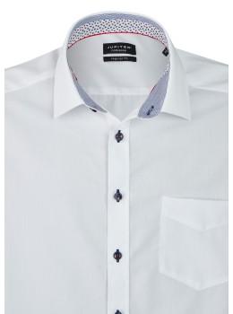 City Hemd mit modischen Details