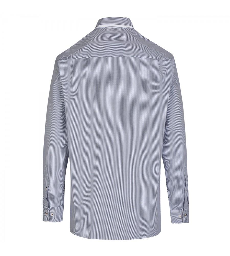 Streifenhemd mit modischem Doppelkragen JC90511-11221-166 02