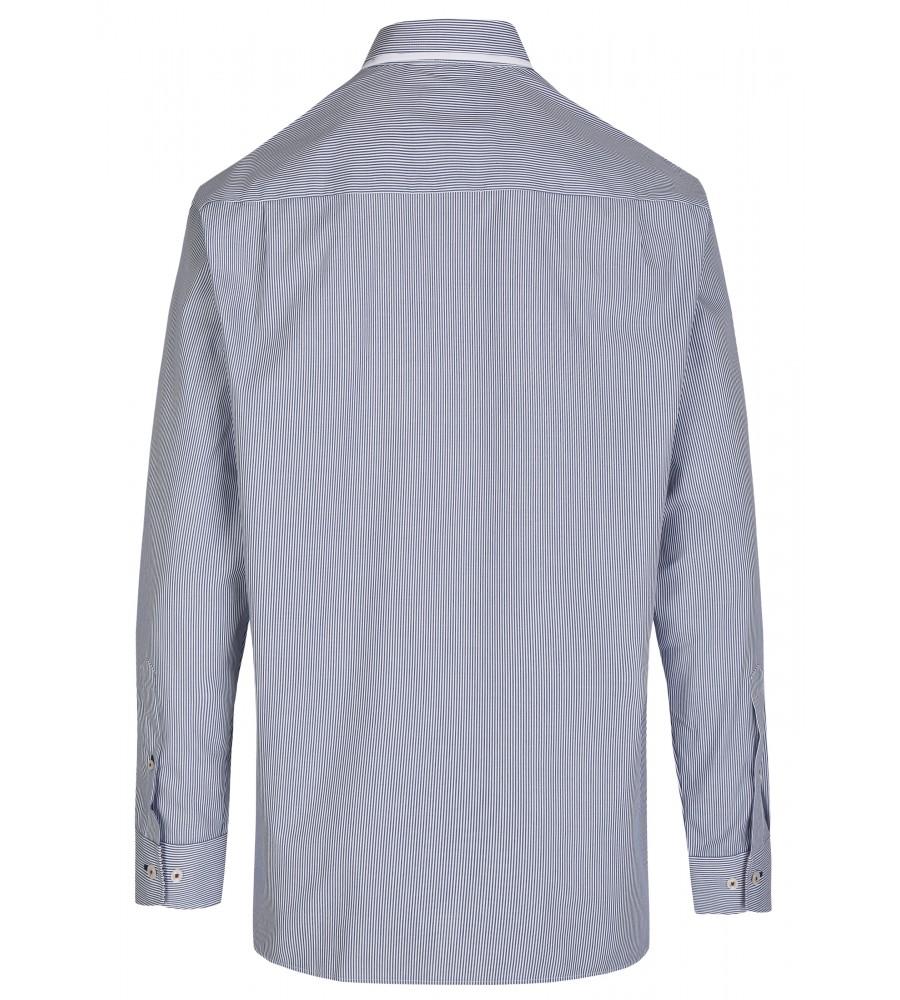 Streifenhemd mit modischem Doppelkragen JC90511-11221-166 back