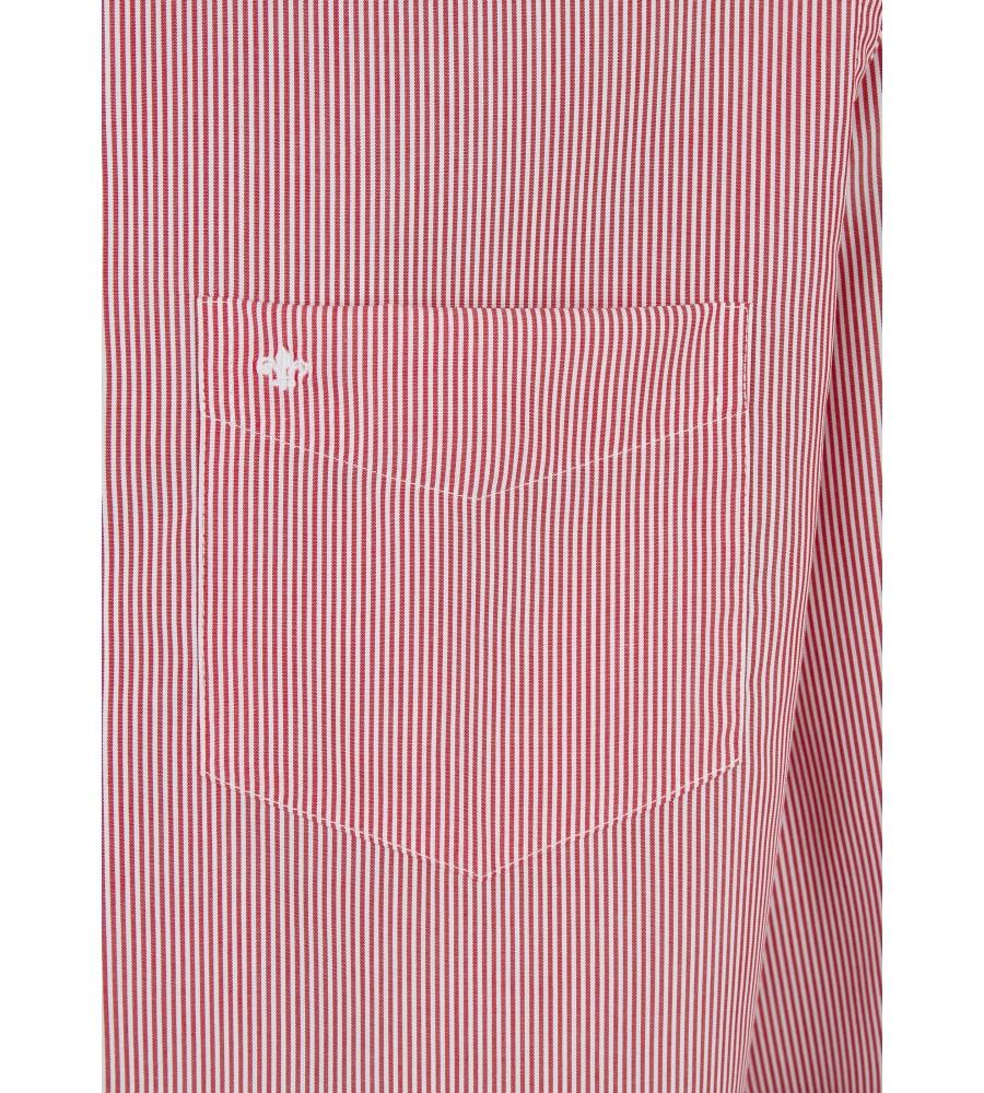 Streifenhemd mit modischem Doppelkragen JC90511-11221-366 detail2