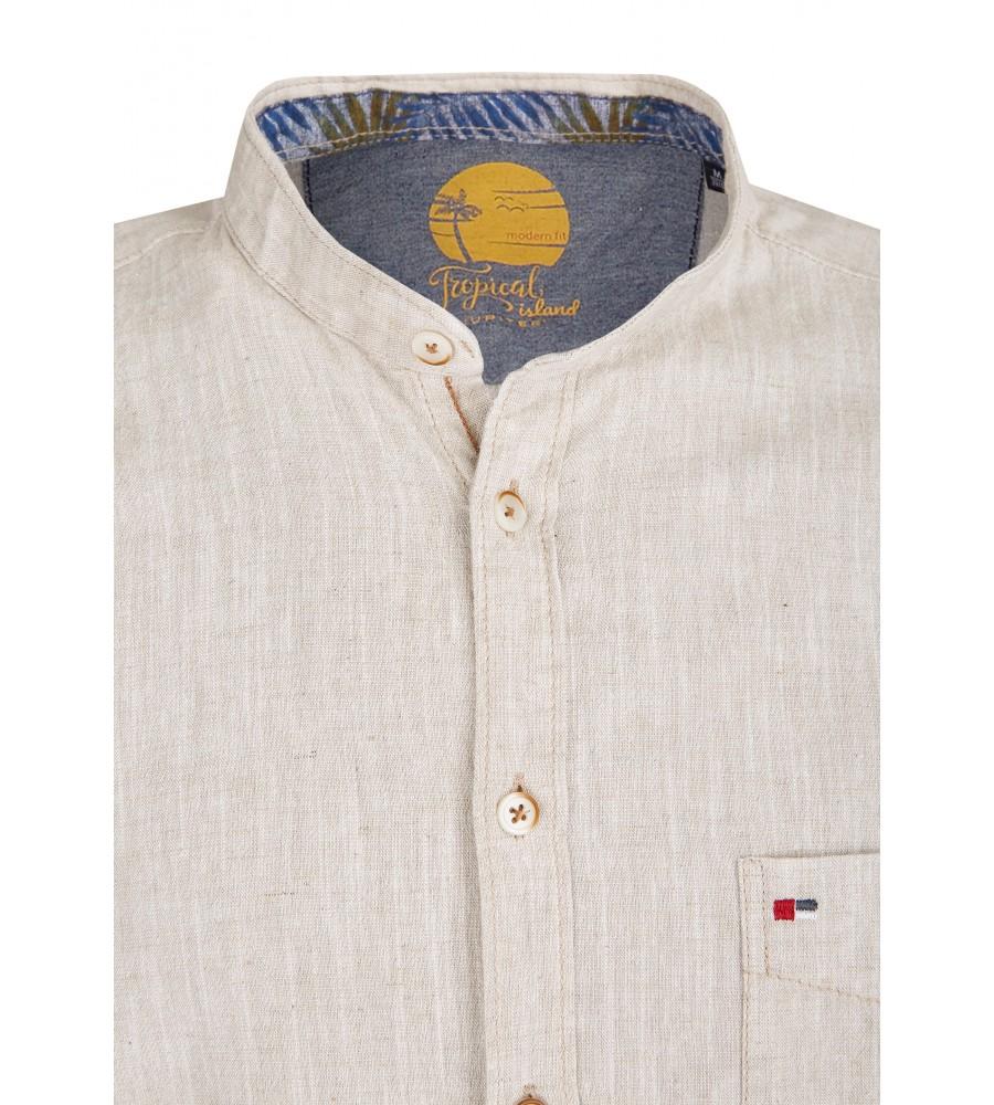 Lässiges Herrenhemd Langarm JD20030-21621-205 detail1