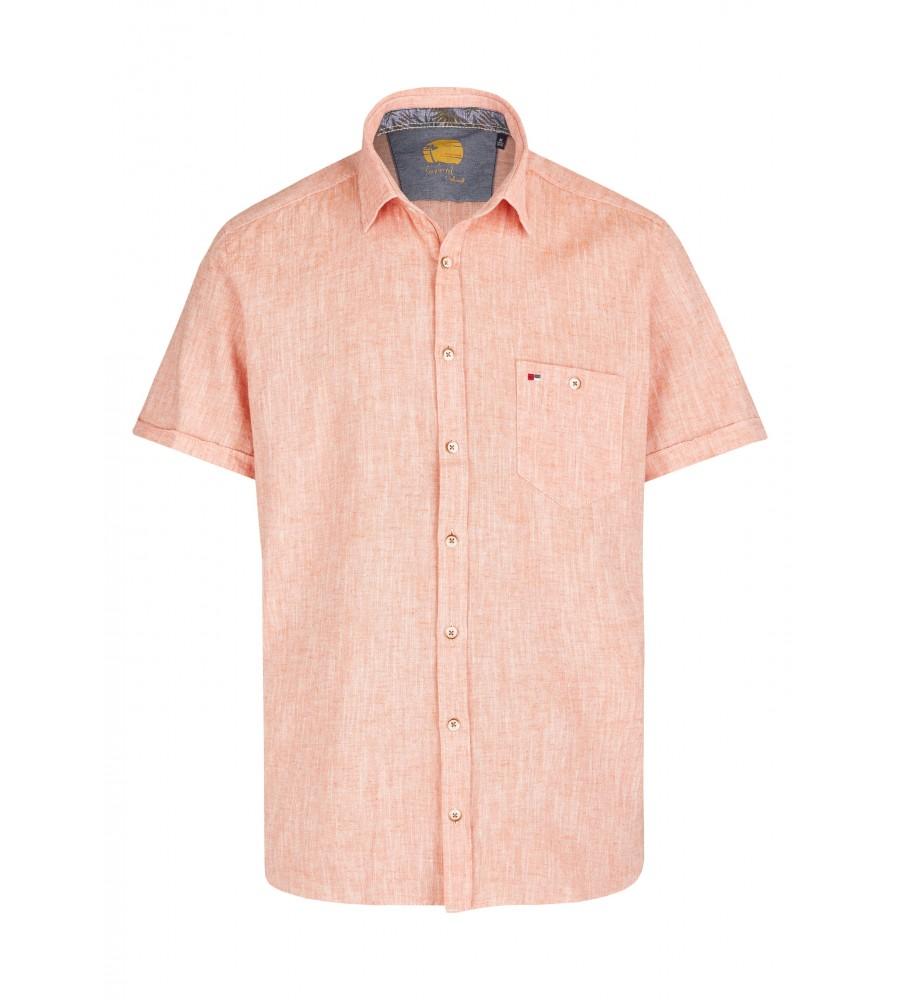 Lässiges Herrenhemd Kurzarm JD20030-52121-630 front