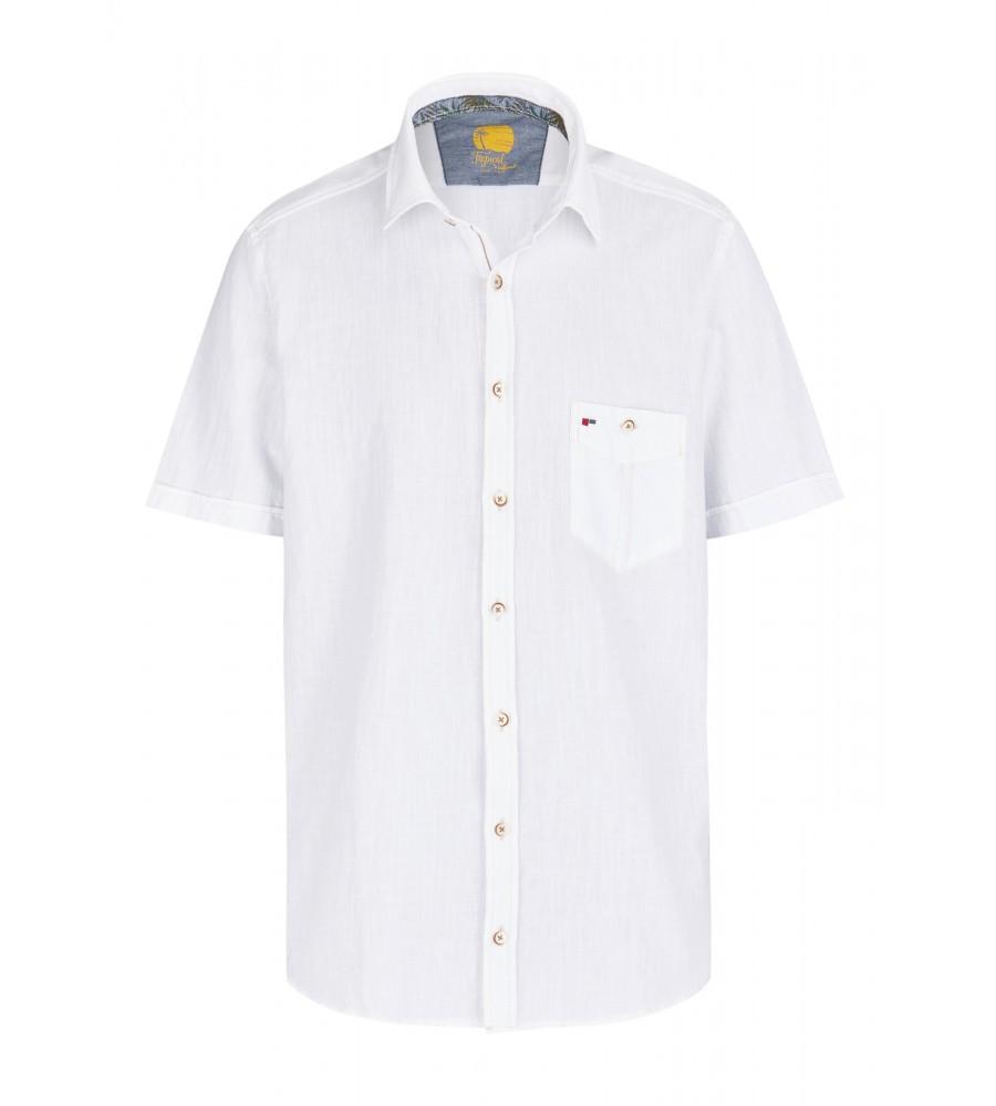 Lässiges Herrenhemd Kurzarm JD20030-52121-900 front