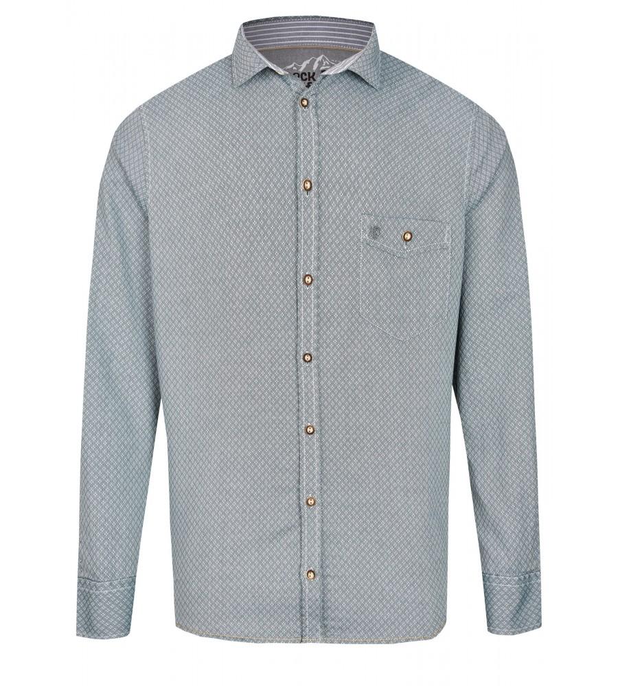 Zeitloses Trachtenhemd Langarm TC80002-81121-436 detail1