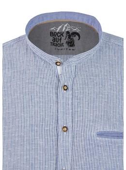 Modernes Trachtenhemd Langarm