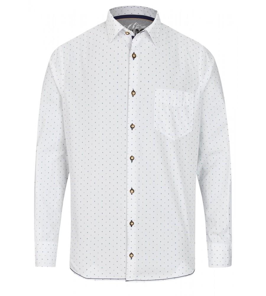 Trendiges Trachtenhemd Langarm TC80014-81101-273 detail1